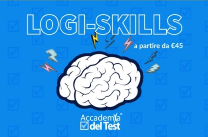 Logi-Skills: la logica per i test